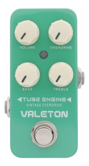 Pedal Efectos Valeton Tube Engine Vintage Overdrive