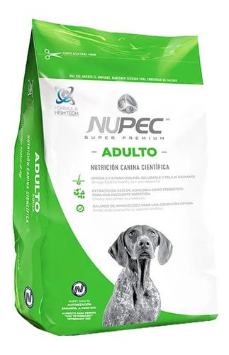 Croquetas Alimento Perro Nupec Adulto 20 Kg Nutrición
