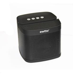 Parlante Ewtto Etp1370b Bluetooth Memoria Usb