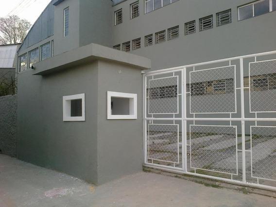 Galpão Comercial Para Locação, Vila Engenho Novo, Barueri - Ga0157. - Ga0157