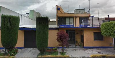 Remate Bancario!!! Casa En Col. Residencial Villa Coapa.