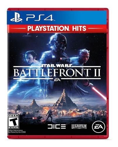 Imagen 1 de 5 de Ps4 Juego Star Wars Battlefront 2