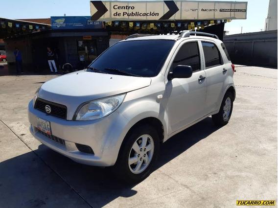 Toyota Terios Daihatsu Sincronica