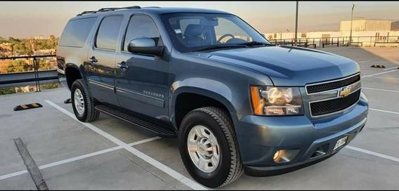 Chevrolet Suburban Blindada Nivel 4 4x4