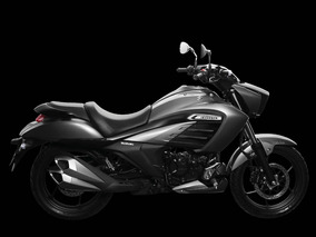 Moto Suzuki Intruder