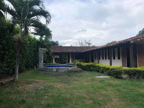 Hermosa Casa Campestre En El Mejor Sector De Rozo, La Torre