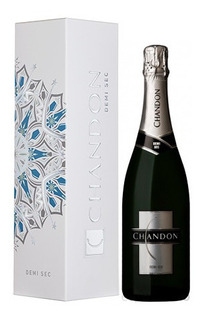 Chandon Demi Sec 750ml En Estuche