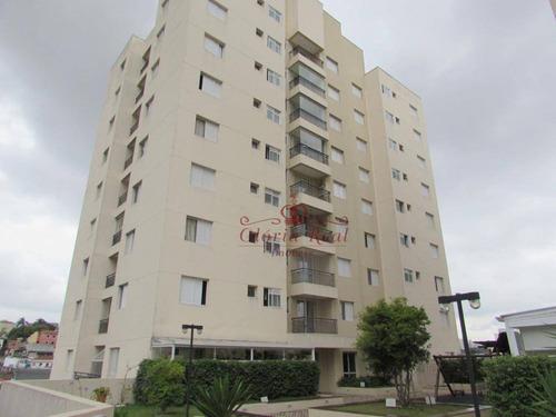 Apartamento Com 2 Dormitórios À Venda, 53 M² Por R$ 415.000,00 - Freguesia Do Ó - São Paulo/sp - Ap0407
