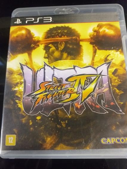 Ultra Street Fighter 4 Ps3 Midia Física