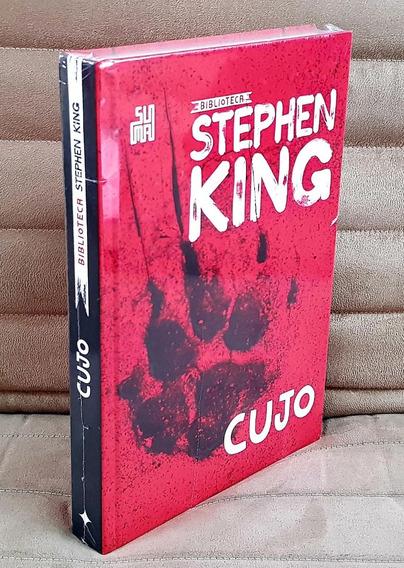 Livro Cujo Biblioteca Stephen King ( Capa Dura ) Lacrado