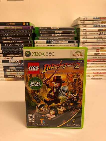 Lego: Indiana Jones 2 - Xbox 360