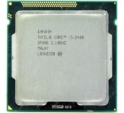 Processador Core I5 2400 Lga 1155 3.1 I5 Ghz