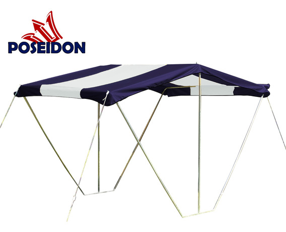 Gazebo Tenda Camping Acampamento Praia Poseidon Zaka 2,3x3,3