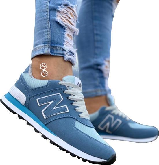Tenis Zapatos Deportivos Zapatillas De Dama Mujer