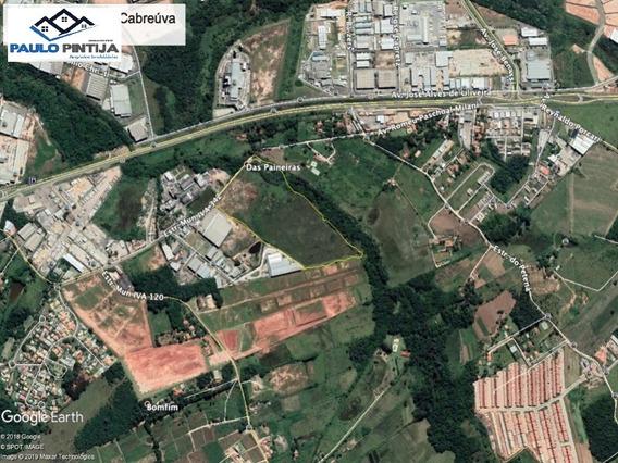 Área De 160.000m Industrial/comercial Localizada Em Cabreúva A Apenas 10km De Jundiaí - Ar00042 - 34121945
