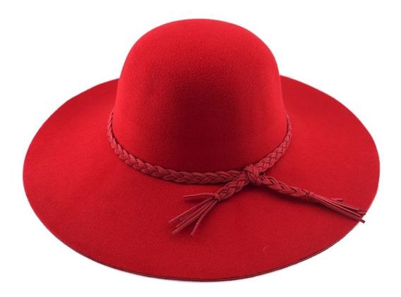 Sombrero De Paño Para Dama .. Art: 29160002