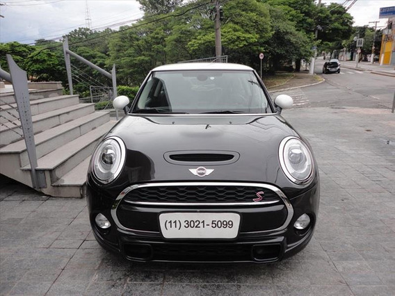 Mini Cooper 2.0 S Exclusive 16v Turbo Gasolina 2p Automático