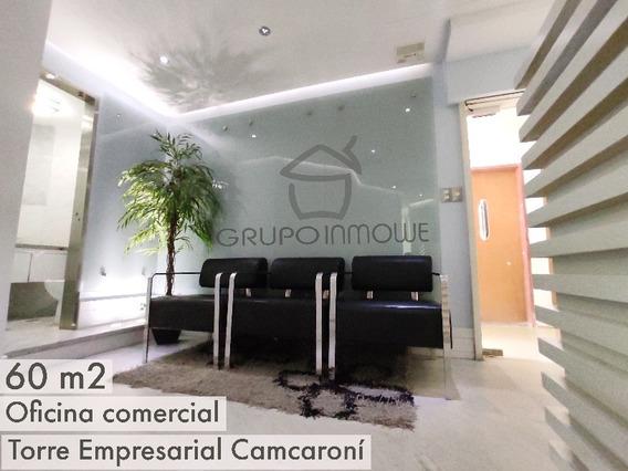 En Venta Consultorio U Oficina, Torre Empresarial Camcaroní