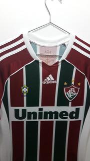 Camisa Infantil adidas Fluminense 2011 Nova E Oficial