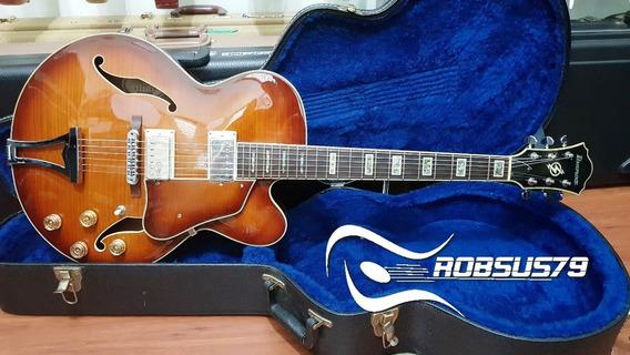 Guitarra Ibanez Af85 Artcore Hollowbody C/ Case Original