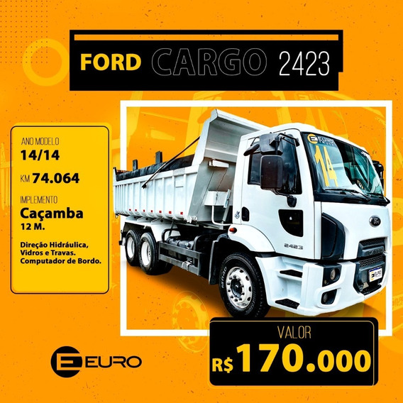 Ford Cargo 2423
