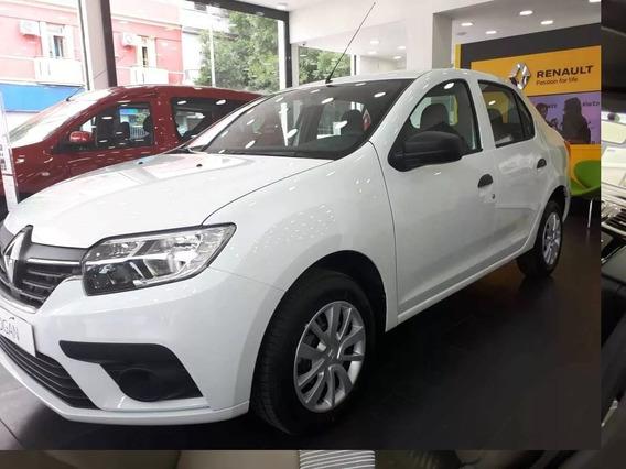 Nuevo Renault Logan Life 1.6 16v Stock Oportunidad Car One