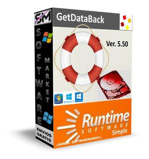Recupera Archivos Eliminados Con Getdataback 5
