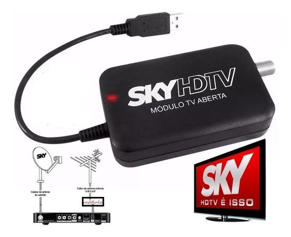 Módulo Tv Aberta Sky Hdtv - 100% Original