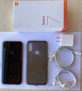Smartphone Xiaomi Redmi 7 32gb 3gb 10 Meses De Uso + Brinde