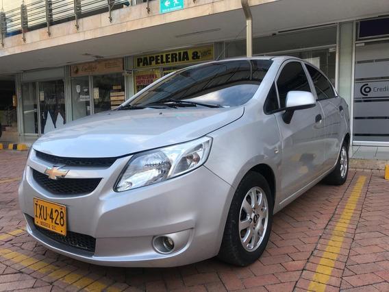 Chevrolet Sail Lt 1400cc Aa
