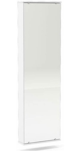 Zapatero Organizador Itabuna 1 Puerta, Argos Home Gloss Bathroom Floor Cabinet White