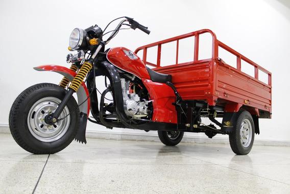 Triciclo Carga Nacional 150 Cilindradas Sousa Financiado