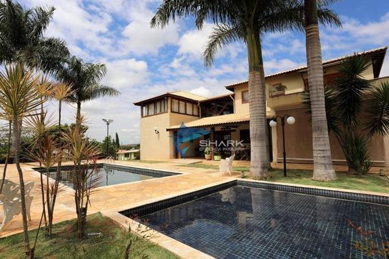 Casa Com 4 Dormitórios À Venda, 650 M² Por R$ 1.300.000 - Residencial Ecopark - Tatuí/sp - Ca0036