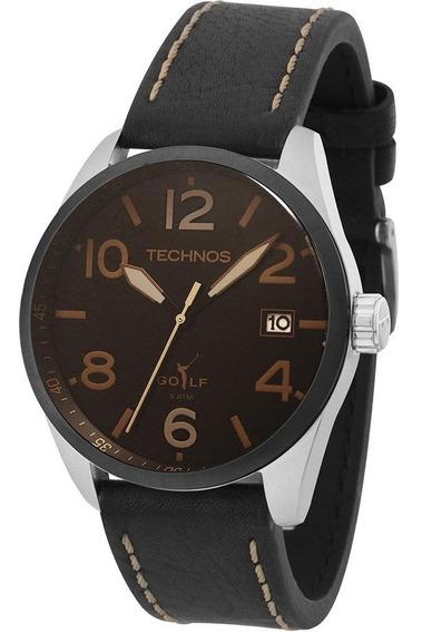 Relógio Technos Golf 2415ca0p Sport Novo Na Caixa