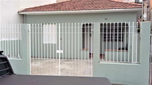 Casa Com 3 Dormitórios À Venda, 120 M² Por R$ 699.000,00 - Vila Prudente - São Paulo/sp - Ca0402