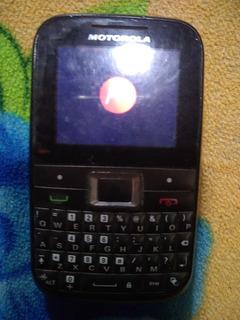 Motorola Motokey Ex108 100%funcional, Câmera,mp3, Rádio.