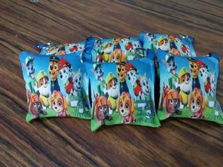Kit 30 Chaveiros De Almofadinha Qualquer Tema