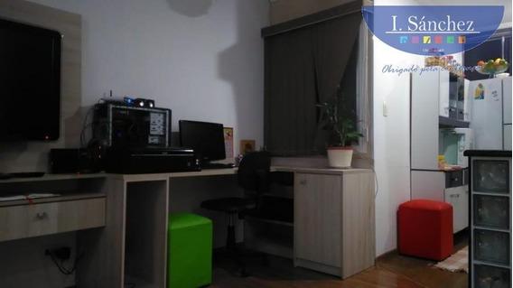 Apartamento Para Venda Em Itaquaquecetuba, Jardim Aracaré, 2 Dormitórios, 1 Banheiro, 1 Vaga - 180621