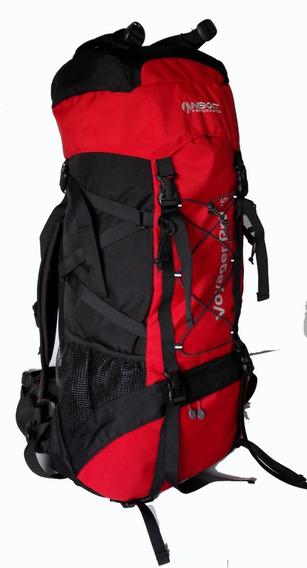 Mochila Nexxt Voyager Pro 75 + 15l Trekking Mochilero