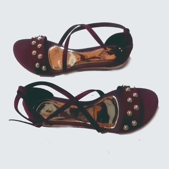 Sandalia Para Dama Cómodos Y A La Moda Variedad De Números