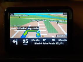 Gps Multilaser Gps Tracker Com Tv Digital S/ Acessórios
