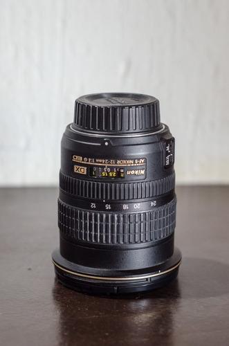 Lente Nikon 12-24mm F/4g