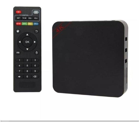 Aparelho Transforma Tv Em Smart Tv 4k 2gb Ram 16gb
