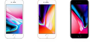 Apple iPhone 8 Plus 128gb Hexacore 3gb Ram 5.5 Inch _1