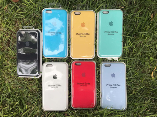 604c7eb0 Forro Silicon Iphone (alumbra De Noche) - Estuches y Forros iPhone ...