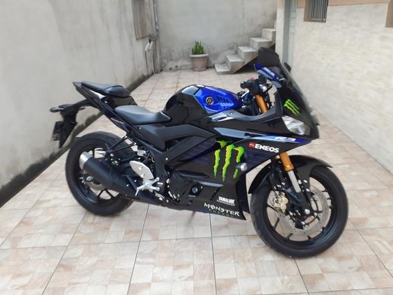 Yamaha Yfz R3 Abs Monster