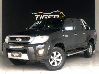 Toyota Hilux 3.0 Srv 4x4 2010 - 156.000km