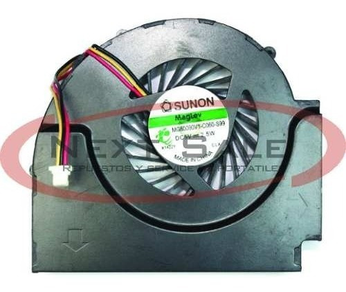 Fan Cooler Ibm Lenovo Thinkpad W510 T510 Dedicado Zona Norte