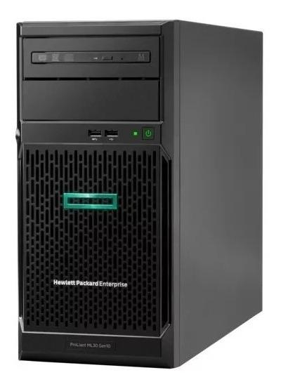 Server Hp Proliant Ml30 Gen10 G10 Xeon E-2124 16gb 1x 1tb