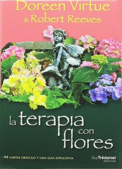 La Terapia Con Flores (44 Cartas + Guía) - Doreen Virtue